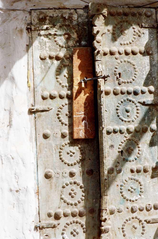 porte-Sana'a-Yémen