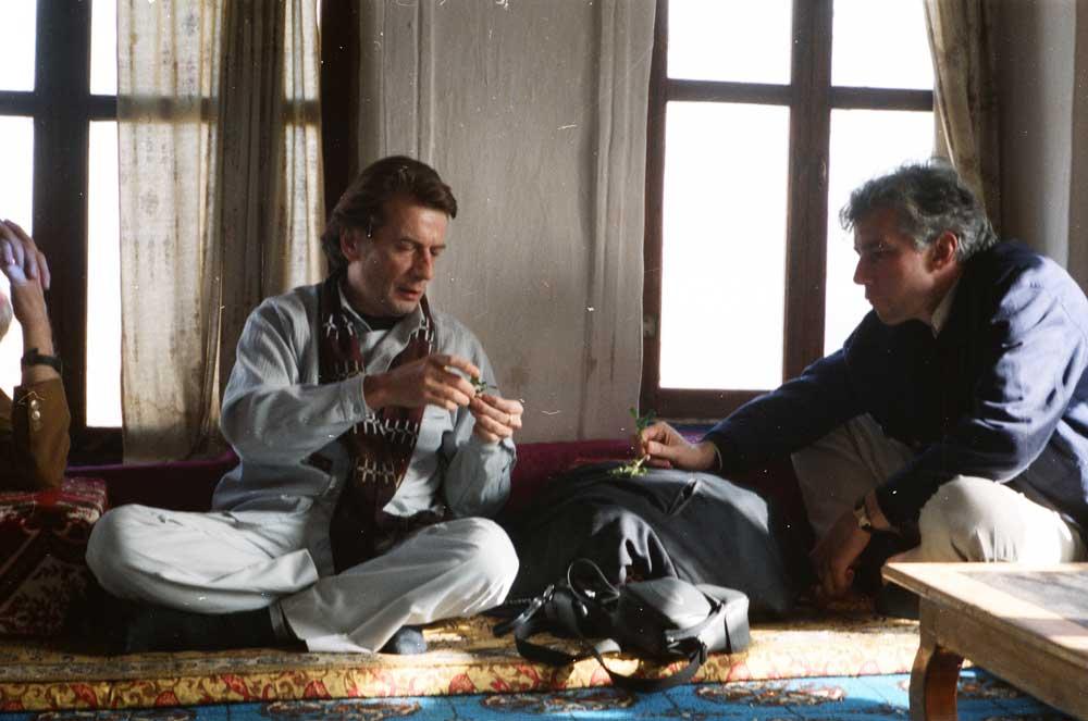 Sautereau et Bulteau dans un muffredge_Yémen